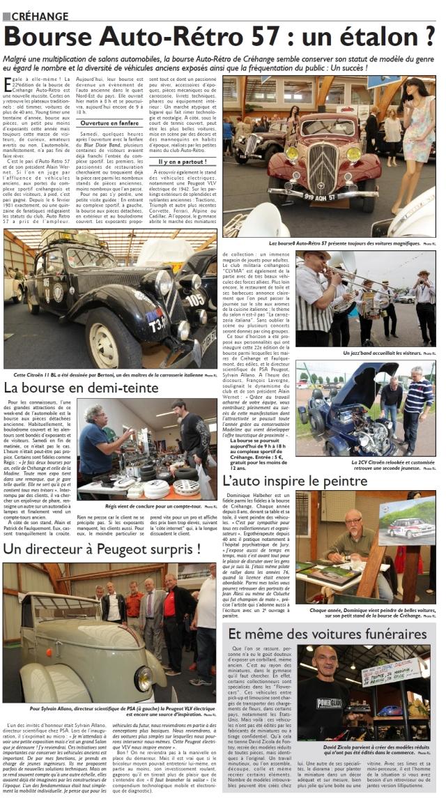 RL 14.09.14 - Bourse de Créhange